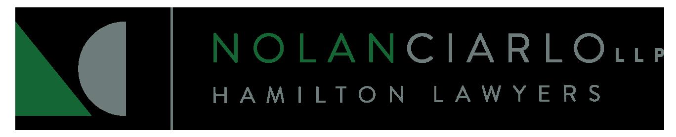 Nolan, Ciarlo LLP – Hamilton Lawyers